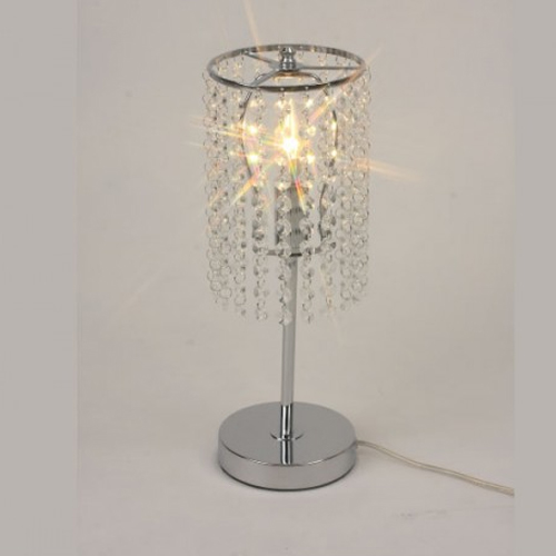 Buy New Pair Of Stylish Glass Beads Table Lamps Online In